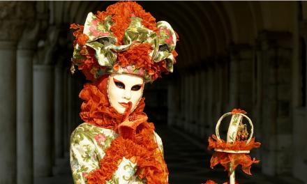 Mete di febbraio: Venezia dietro le maschere