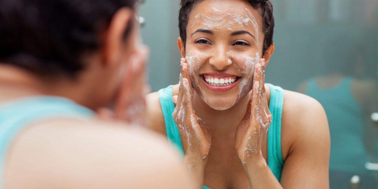 30 secondi sulla cura della pelle