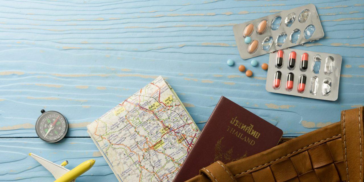 Guida: prendere farmaci all'estero
