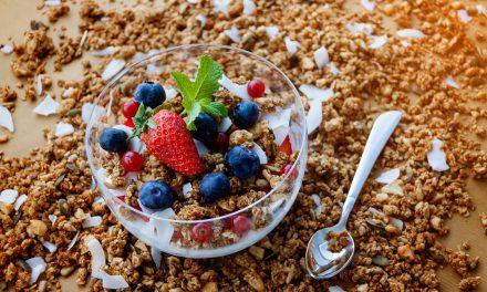 Ricetta: granola fatta in casa