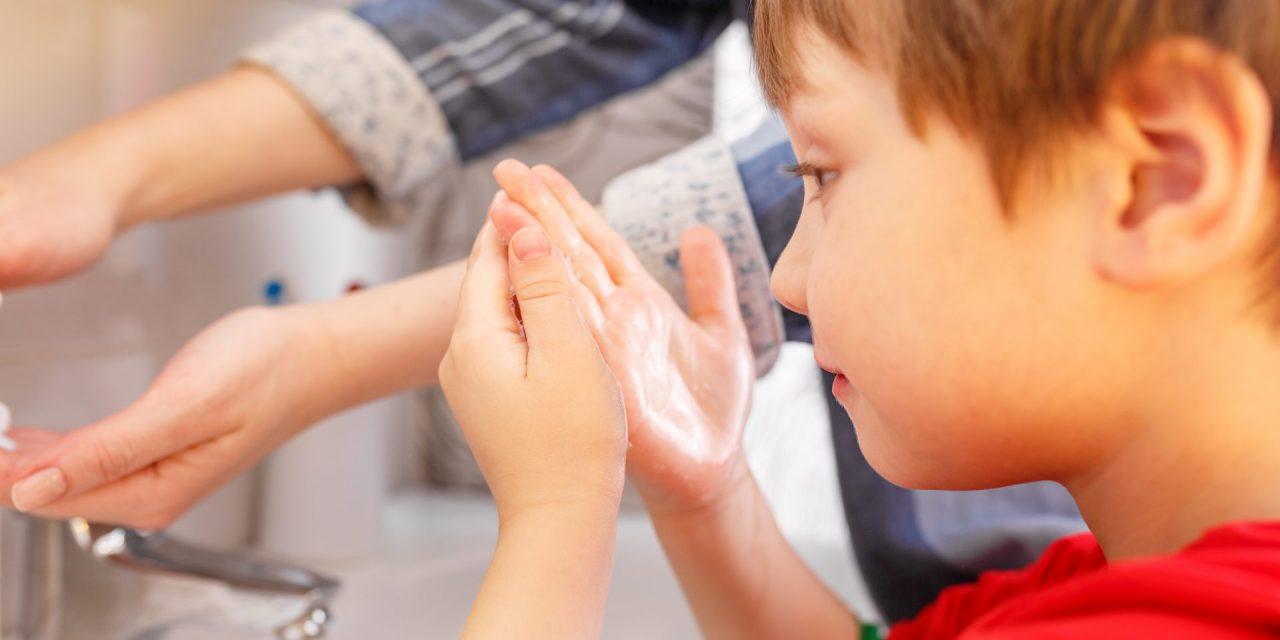 Prevenire l'influenza partendo dall'igiene