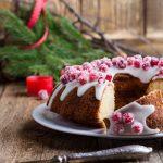 Bundt Cake di Natale leggera con la nostra ricetta