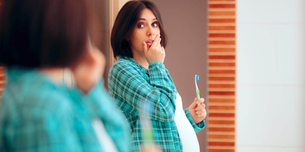 La salute dentale in gravidanza
