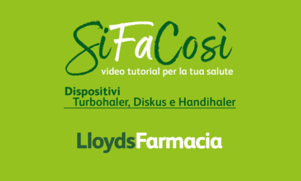SiFaCosì – Come usare Turbohaler, Diskus e Handihaler