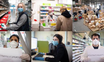 All'Italia che sa prendersi cura di sé, GRAZIE da LloydsFarmacia!