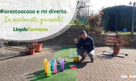 #iorestoacasa e mi diverto: giochi motori per bambini