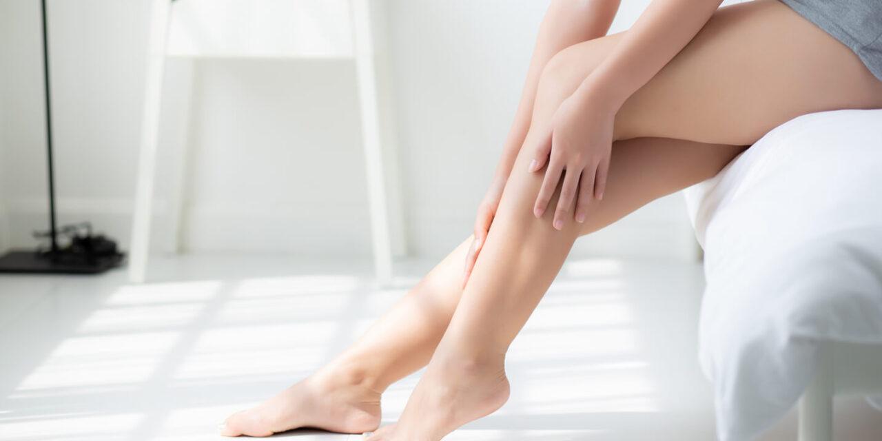 Gambe gonfie e doloranti: cause e rimedi
