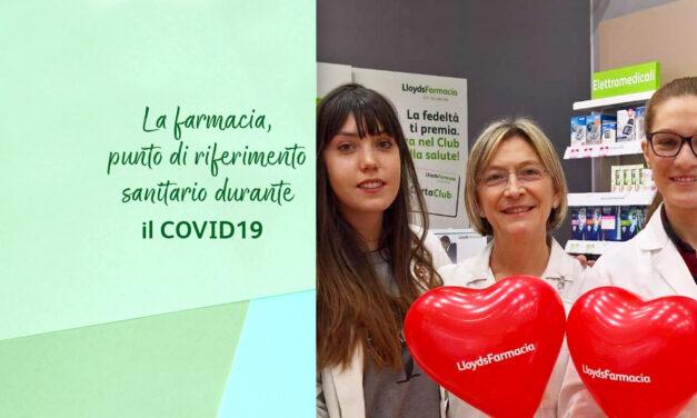 In farmacia nella zona rossa: il racconto dalla LloydsFarmacia di Castelleone