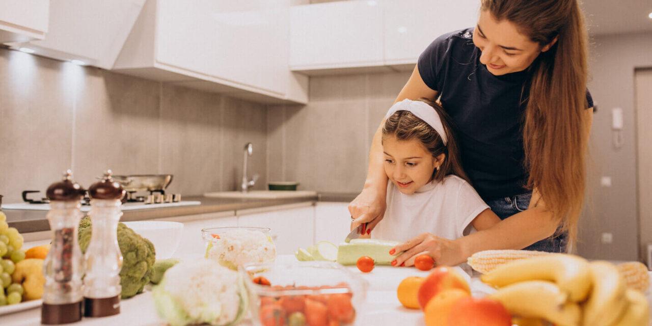 Le nostre ricette sane e buone per i bambini