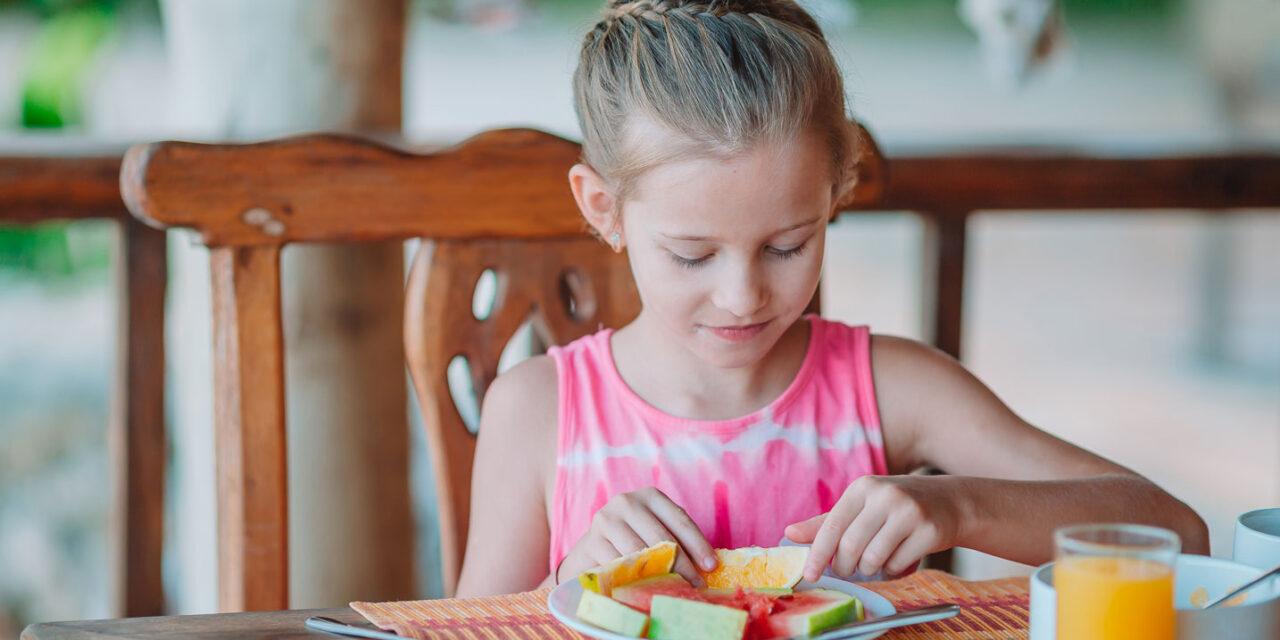 Merende sane e nutrienti per bambini: le nostre idee