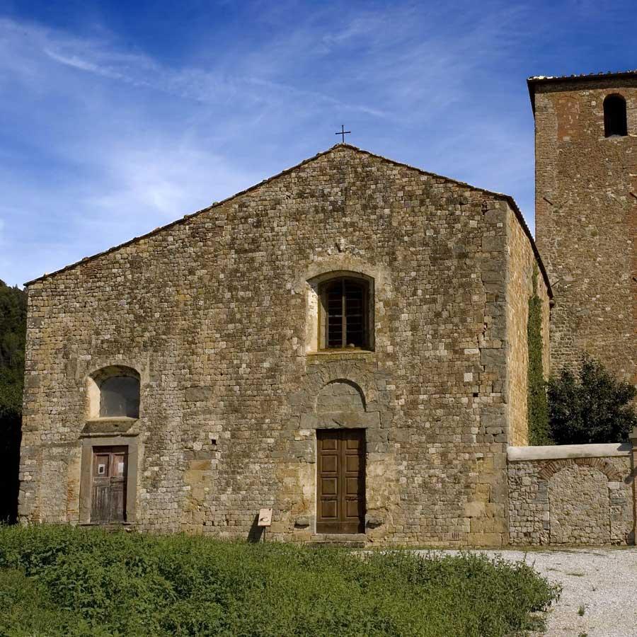 Pieve di sant'Ippolito in Asciano