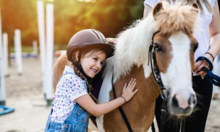 I  benefici dell'ippoterapia per i bambini