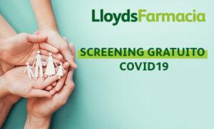 Screening rapido e gratuito per il Covid-19
