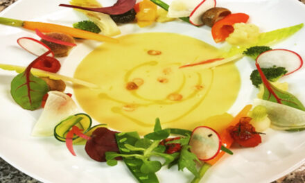 Insalata Russa rivisitata: la ricetta dello chef Carmine Faravolo