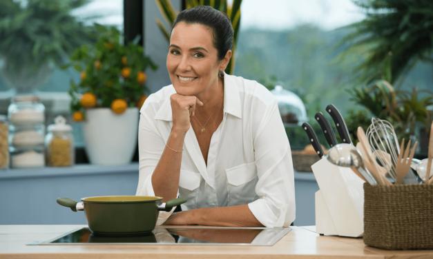 Cucina e benessere: intervistiamo Roberta Capua