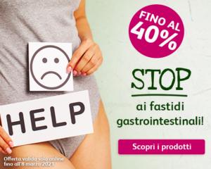fastidi gastrointestinali