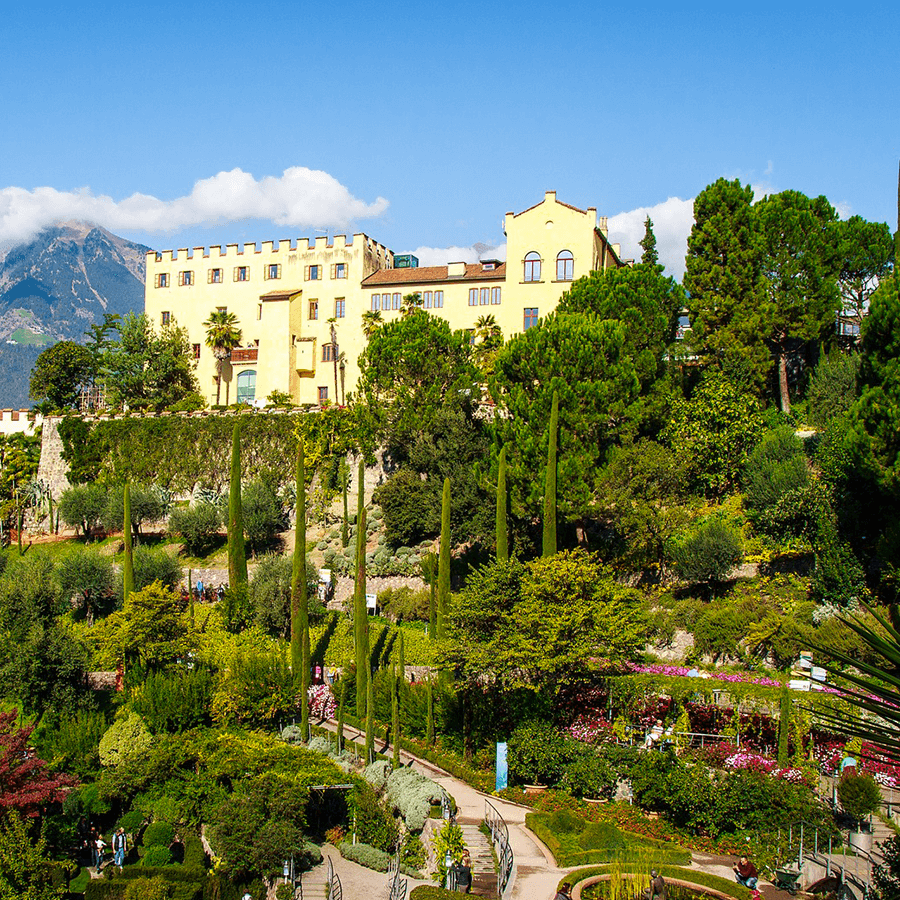 giardino botanico alto adige