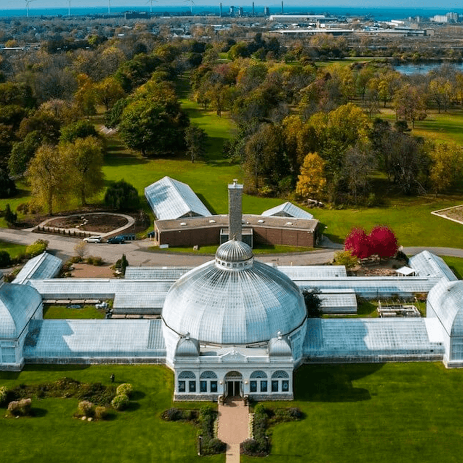 giardino botanico buffalo