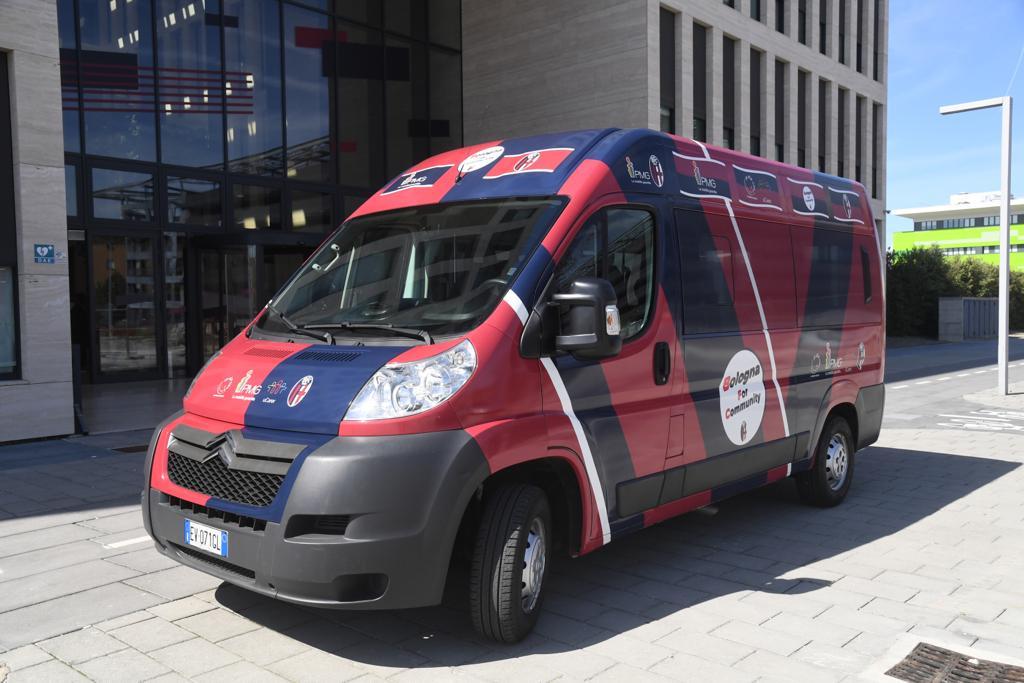 furgone bologna