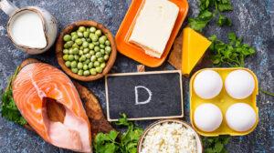 cibi che contengono vitamina D