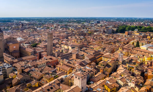 Bologna: una storia d'amore e di gusto